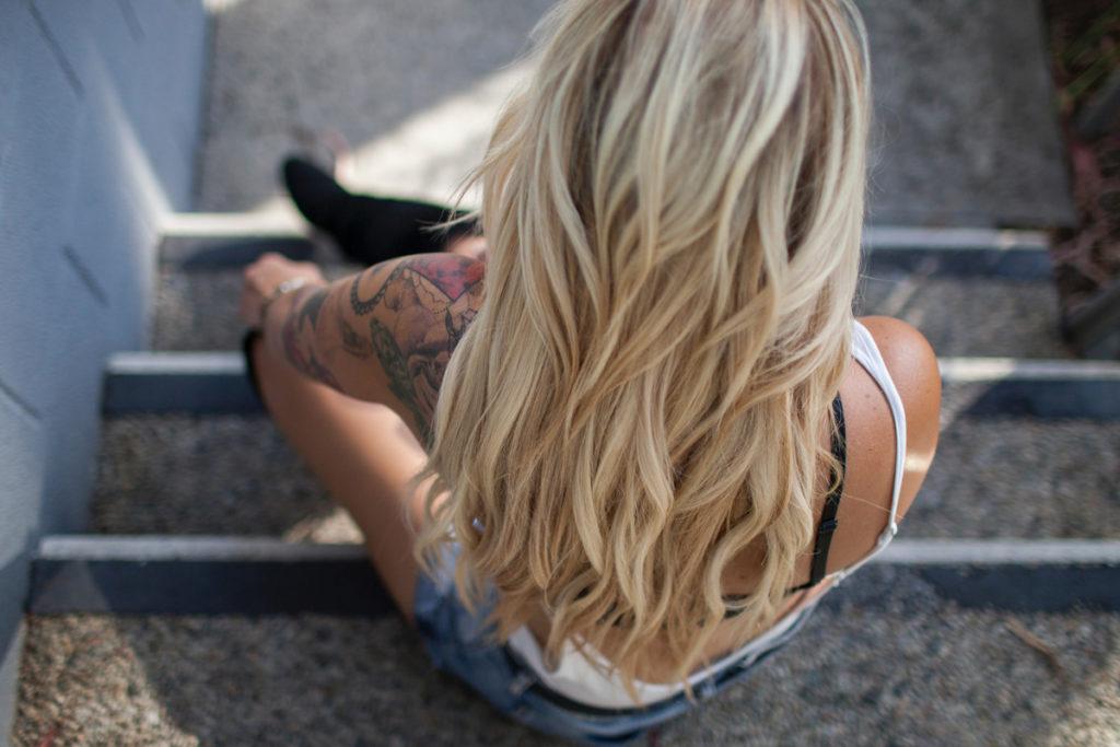 Hvordan få den perfekte strandhårlooken
